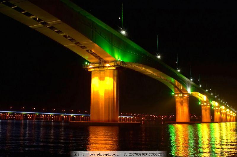 自然风景 城市夜景