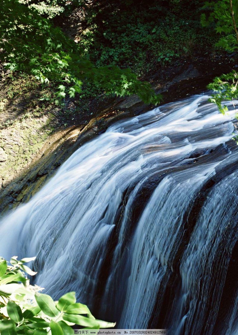 溪流水源0448 自然风景