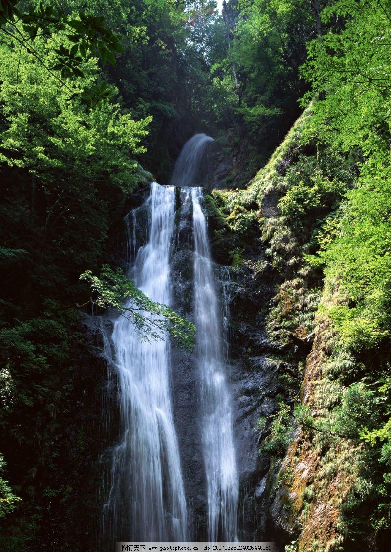 溪流水源0457 自然风景