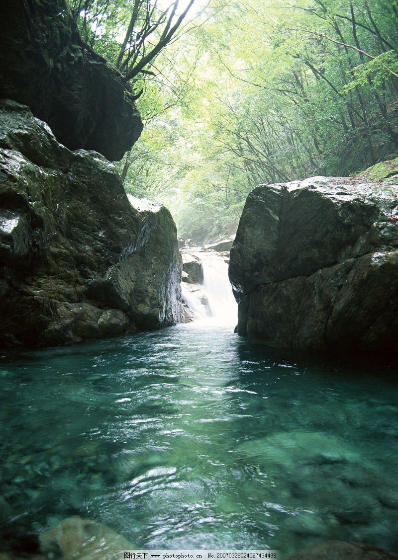 溪流水源0480 自然风景